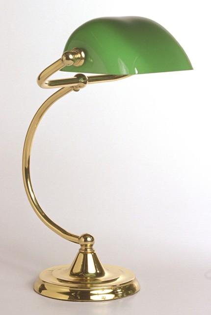 Lampe opaline de bureau lampe de chevet opaline de - Lampe de bureau verte ...